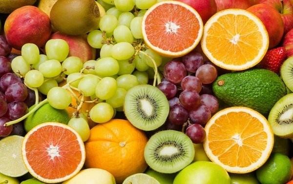 Hoa quả là thực phẩm tốt cho bệnh nhân trong quá trình phục hồi sau tai biến