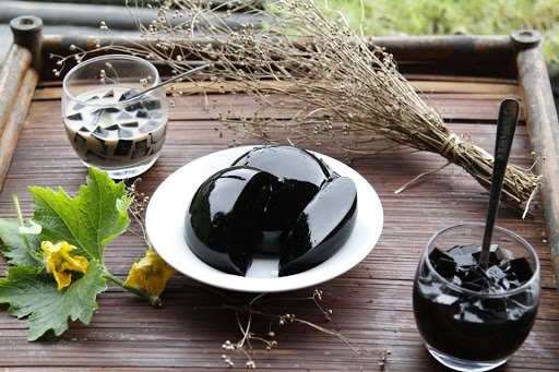 Thạch đen