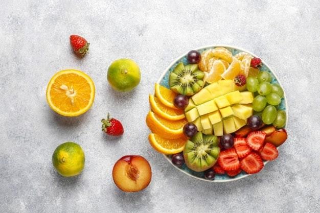 Các loại trái cây giàu vitamin C được xem là thực phẩm bổ máu