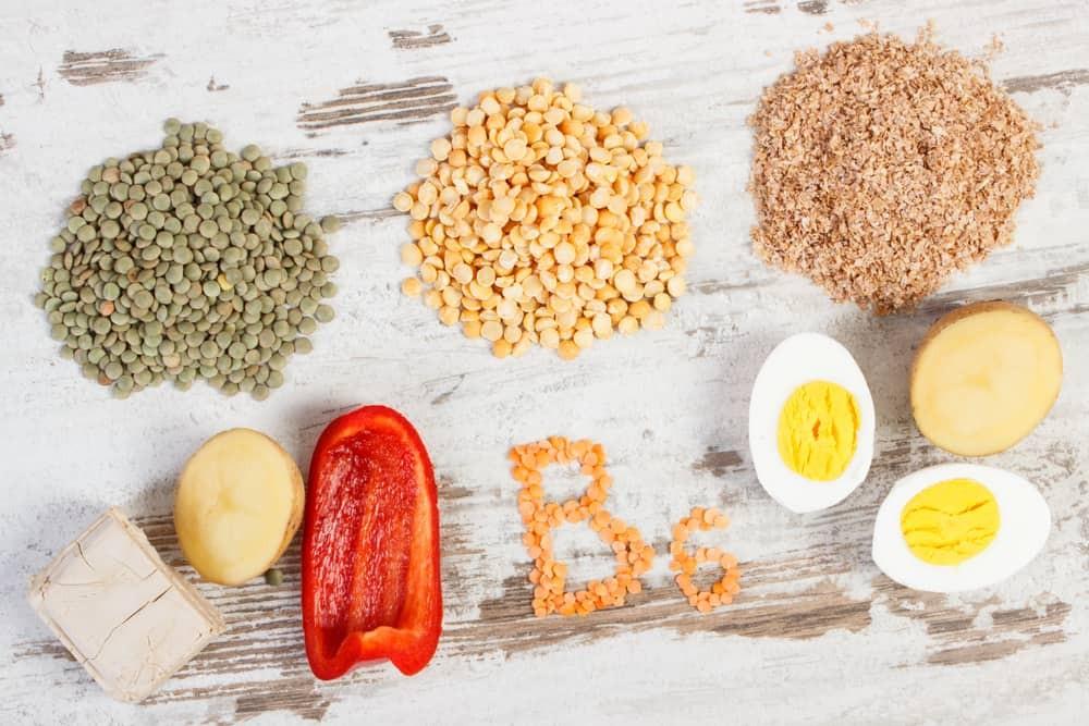 Các thực phẩm giàu vitamin B6
