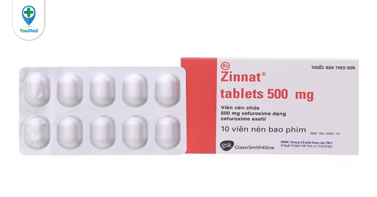 Zinnat (Cefuroxim)
