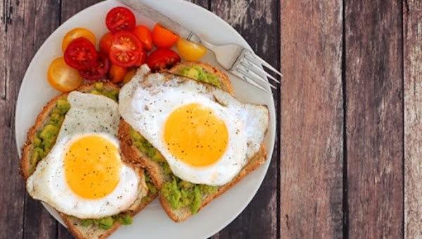 Chế độ ăn kiêng Egg Fast