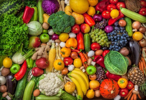 Trái cây, rau củ rất tốt cho sức khỏe vì chứa nhiều vitamin, khoáng chất, chất chống oxy hóa và đặc biệt là chất xơ