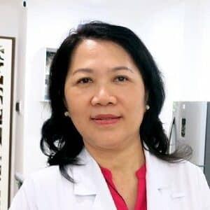 Bác sĩ Chuyên khoa II Nguyễn Thị Thanh