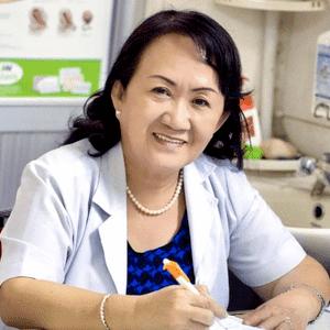 Bác sĩ Chuyên khoa II Nguyễn Thị Thu Ba