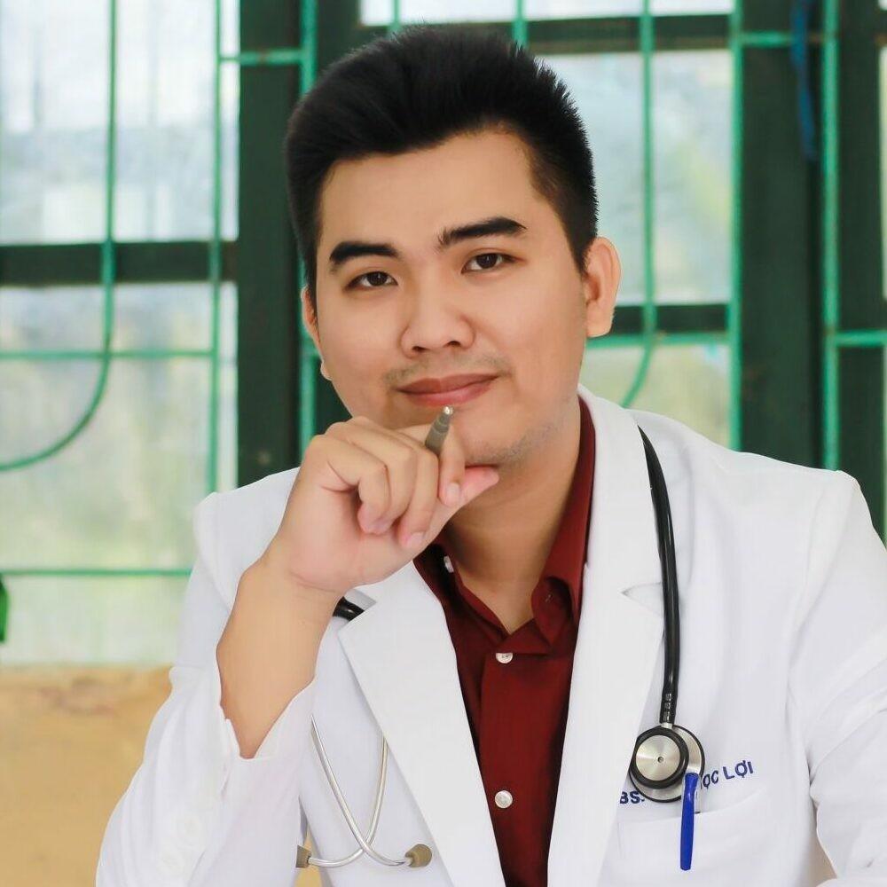 Bác sĩ Hồ Ngọc Lợi