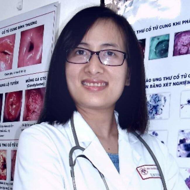 Thạc Sĩ, Bác sĩ Mai Thị Phương