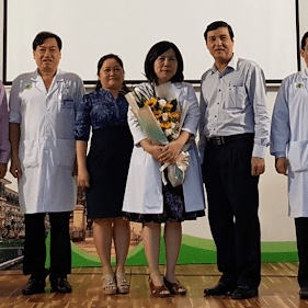Bác sĩ Chuyên khoa II Lê Thị Minh Hồng