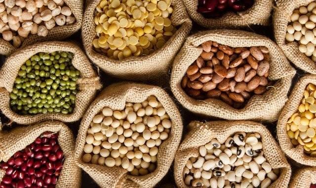 Các loại đậu - thực phẩm giàu chất xơ giảm cân