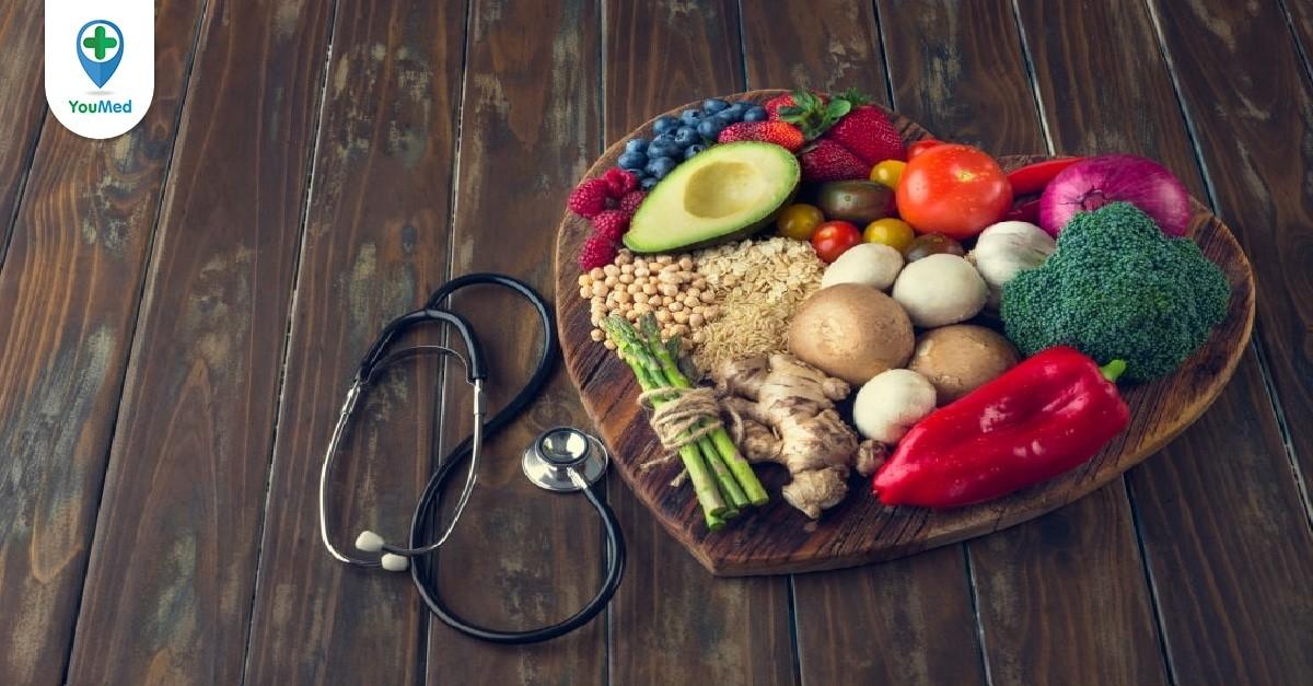 Lời khuyên từ chuyên gia về những thực phẩm tốt cho tim mạch