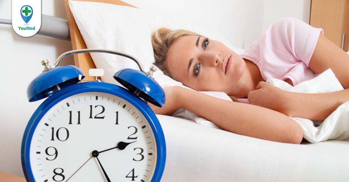 Tại sao uống thuốc giảm cân lại mất ngủ