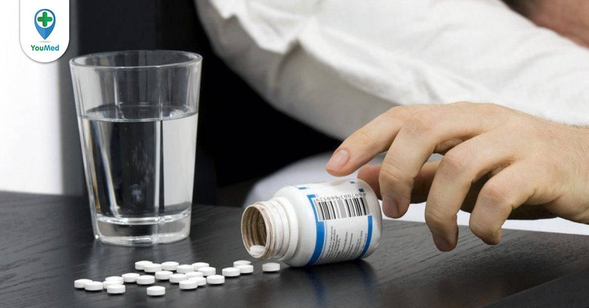Thuốc ngủ: Công dụng, tác dụng phụ và cách sử dụng