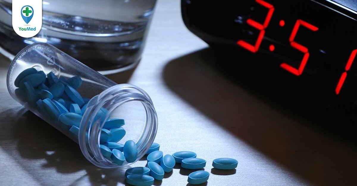 Phân loại và tác dụng các loại thuốc ngủ