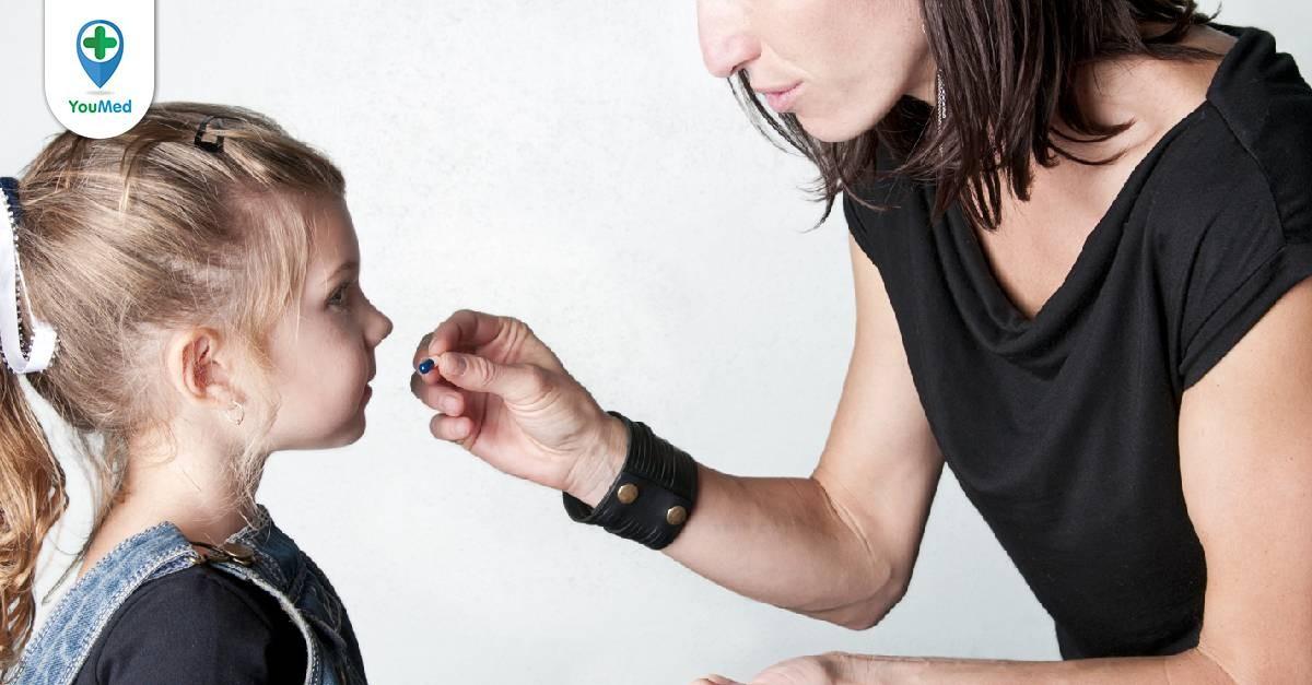 Thuốc tẩy giun cho trẻ em loại nào tốt ?