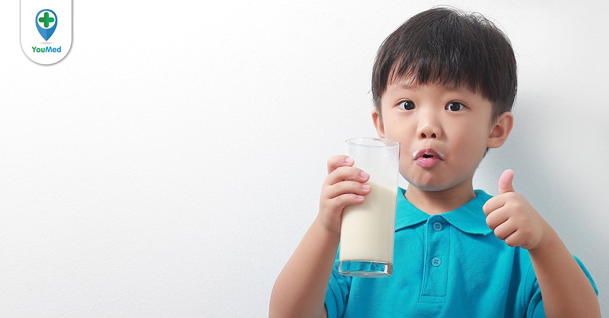 Thực phẩm tăng chiều cao cho trẻ mà bác sĩ khuyên dùng