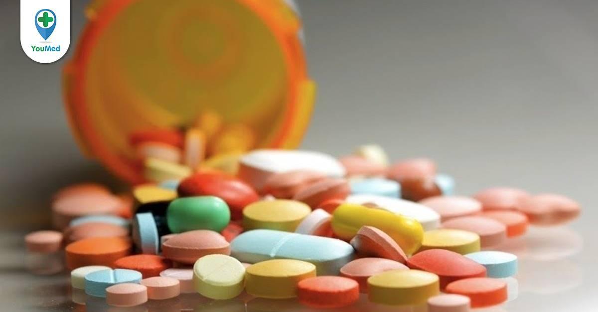 Hiểu đúng về thuốc kháng sinh chống viêm