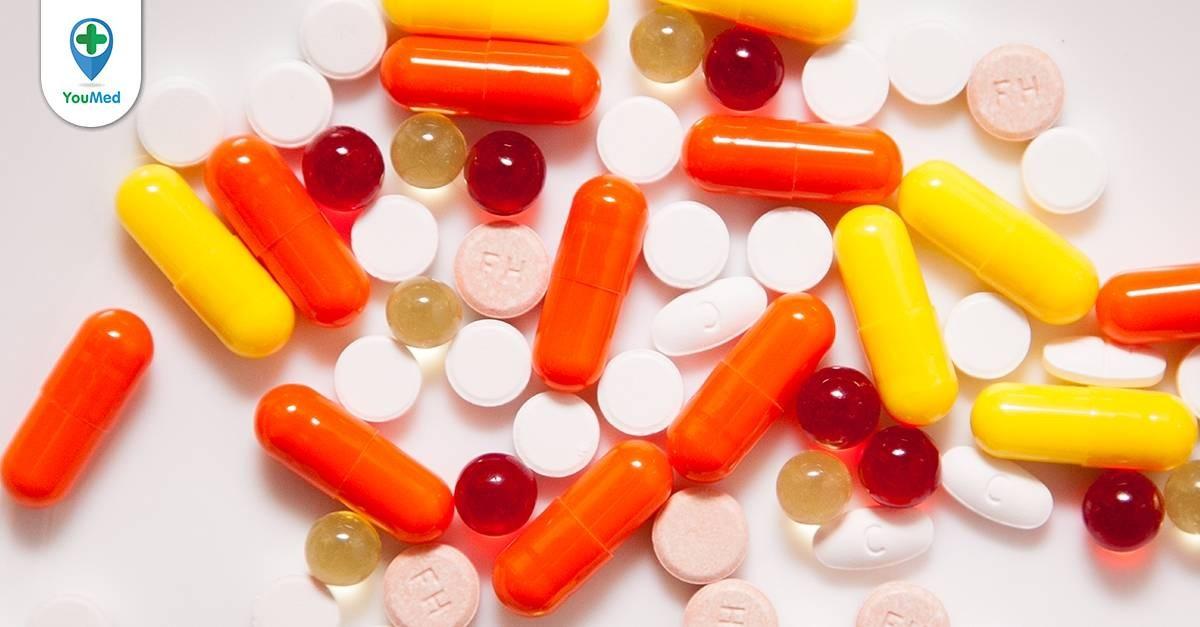 Các nhóm thuốc kháng sinh và tác dụng