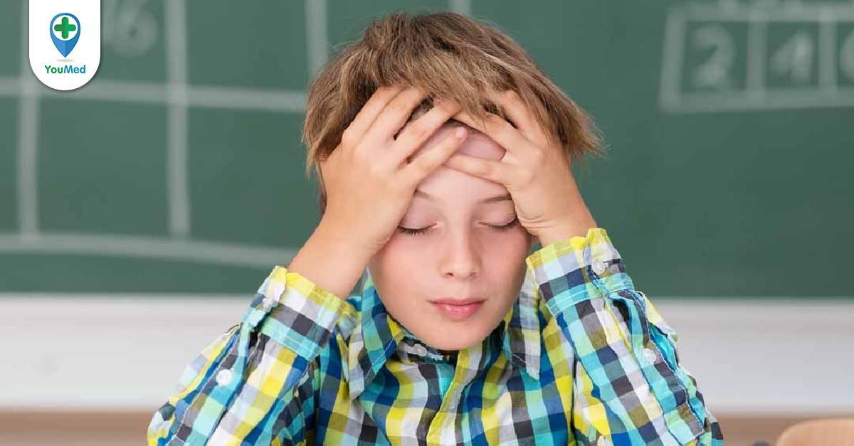 Dùng thuốc bổ não cho trẻ chậm phát triển - Lời khuyên từ Bác sĩ