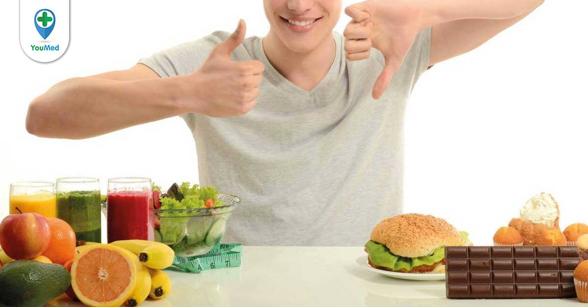 Lời khuyên từ bác sĩ về những thực phẩm tăng cân cho bạn