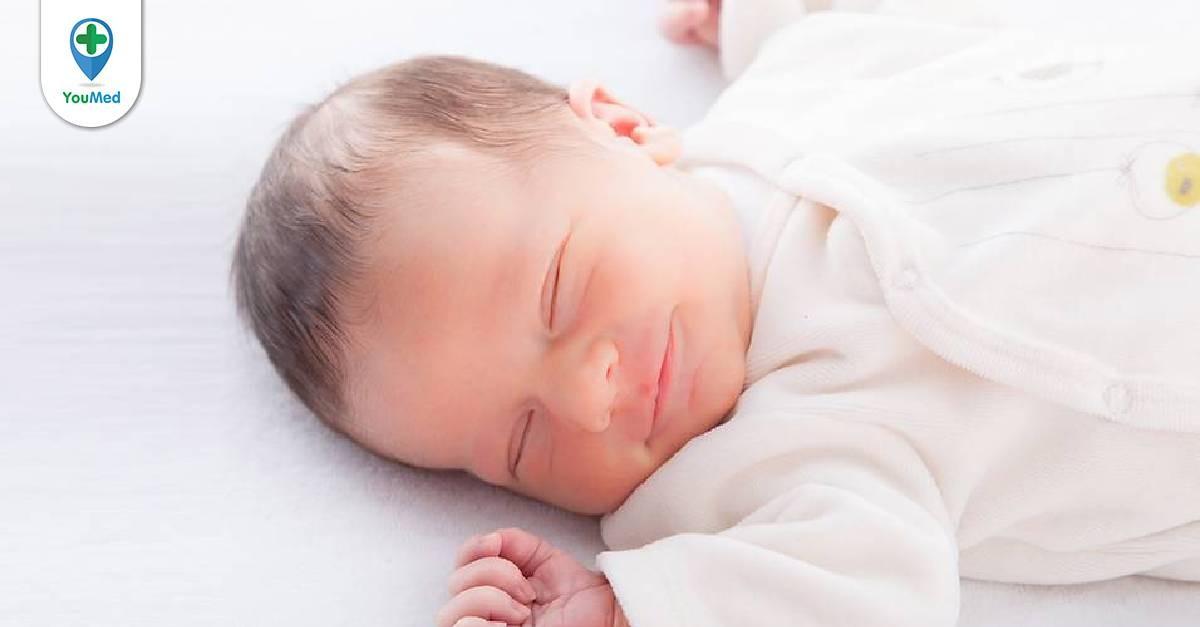 Thuốc giúp bé ngủ ngon và những lưu ý cần nhớ