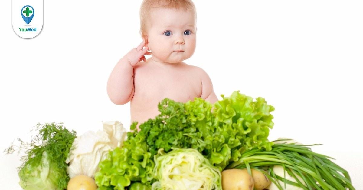 Thực phẩm trị táo bón cho trẻ theo lời khuyên từ chuyên gia