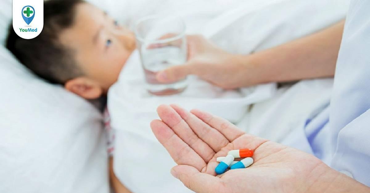 Các tác hại khi lạm dụng thuốc kháng sinh