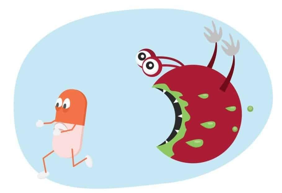 Tình trạng kháng kháng sinh