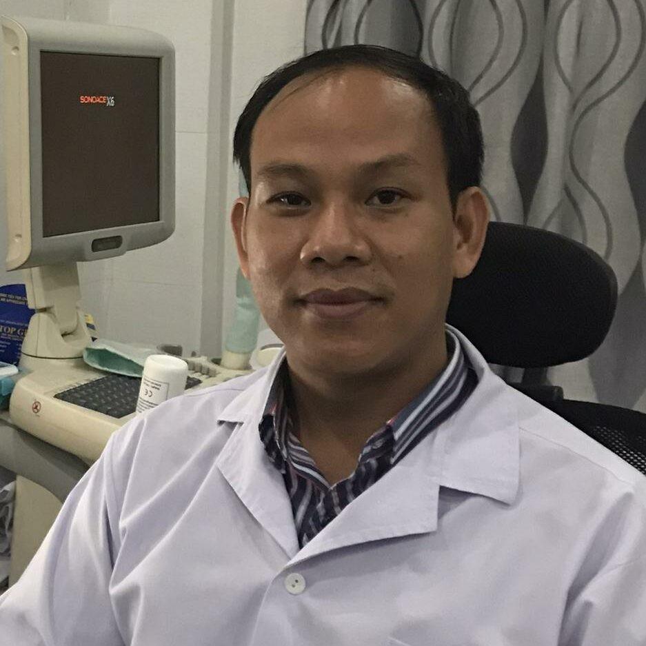 Bác sĩ Chuyên khoa II NGUYỄN VĂN GIANG