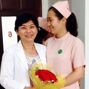 Bác sĩ Lâm Mỹ Dung