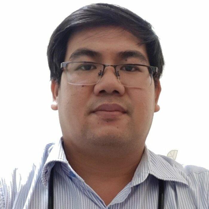 Bác sĩ Chuyên khoa I Nguyễn Phước Thịnh