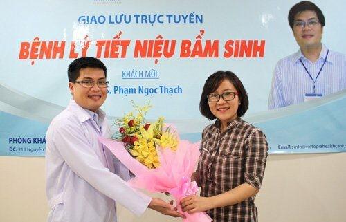 Tiến sĩ, Bác sĩ Phạm Ngọc Thạch
