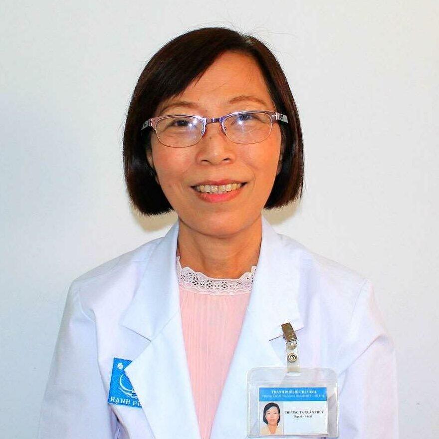 Bác sĩ Trương Tạ Xuân Thủy