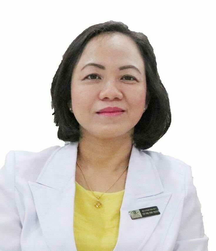 Bác sĩ Võ Thị Thu Thảo