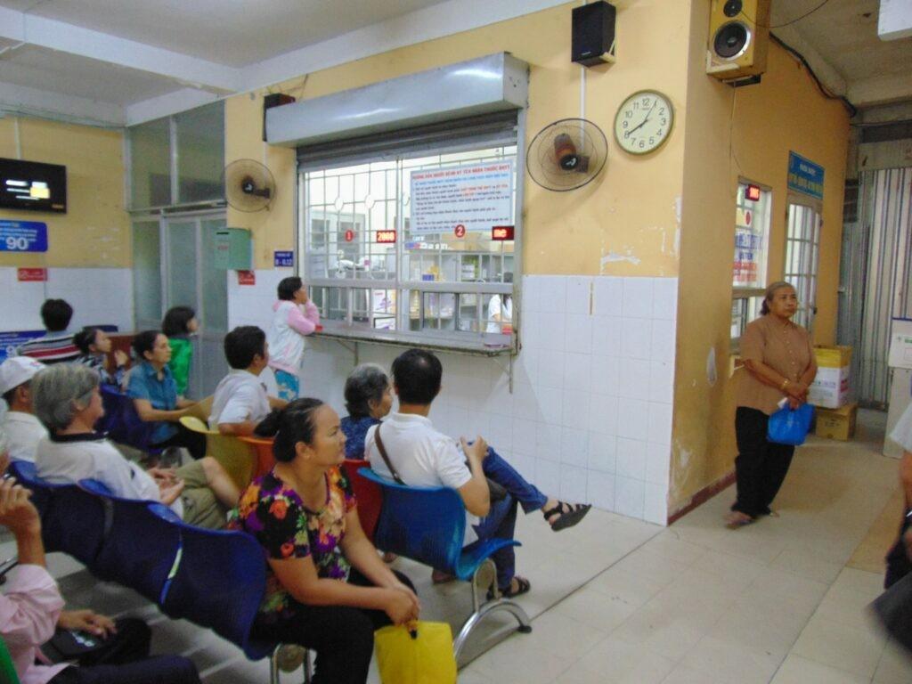 Quy trình thăm khám tại bệnh viện quận 4