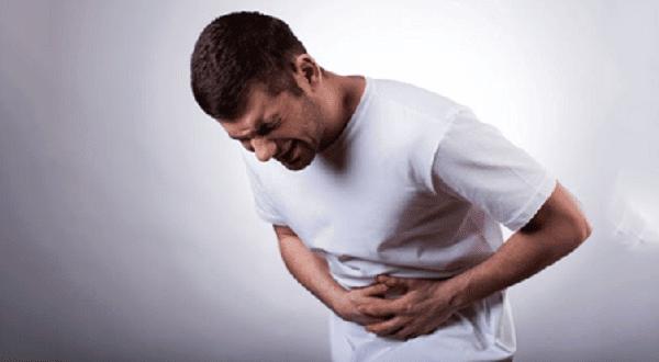 Tác dụng phụ của kháng sinh: đau bụng