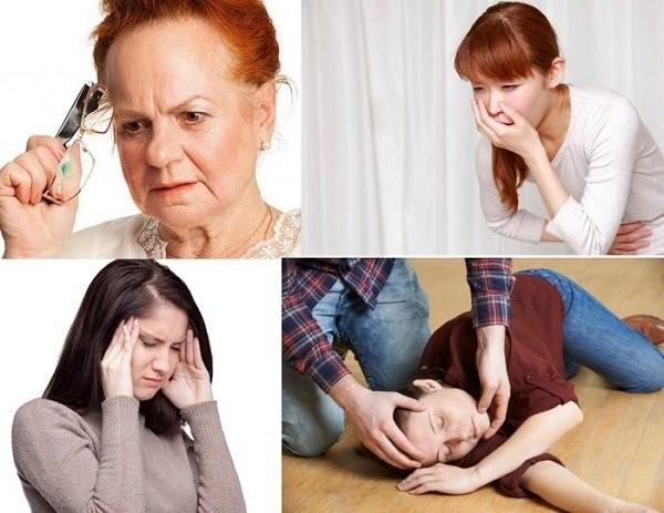Đau đầu, buồn nôn, suy giảm trí nhớ là các biểu hiện thường gặp của ung thư phổi di căn não