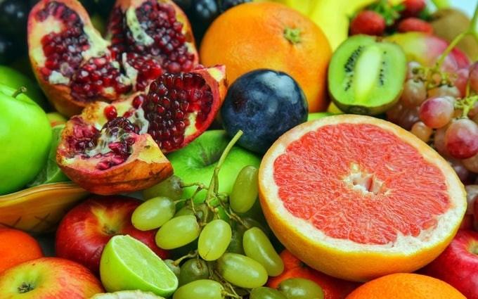trái cây thực phẩm giàu chất xơ giảm cân