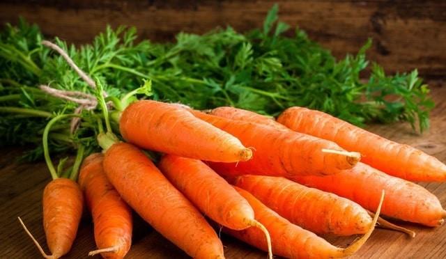 Bên cạnh tính bổ dưỡng, cà rốt còn đám bảo hương vị cho món ăn của bạn