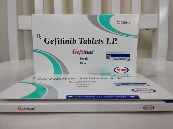 Thuốc chữa ung thư phổi gefitinib