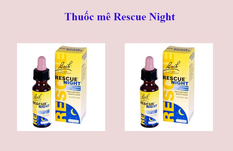Thuốc mê Rescue Night