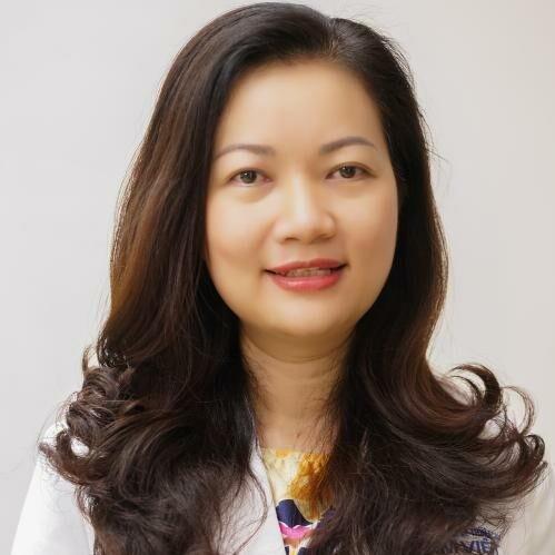Thạc sĩ Bác sĩ Nguyễn Thị Thanh Thúy