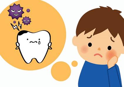 Sâu răng gây đau răng