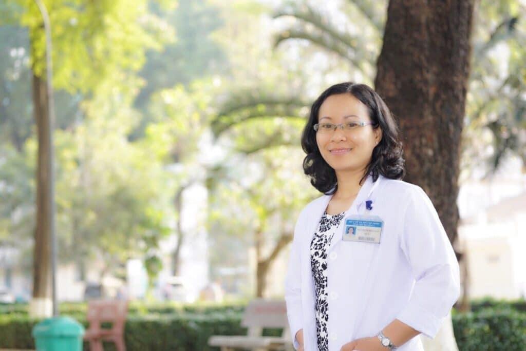 Bác sĩ Chuyên khoa I Nguyễn Thị Hồng Loan