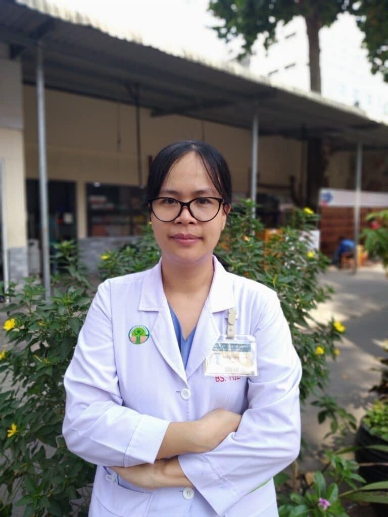 Thạc sỹ Bác sĩ Huỳnh Thị Mỹ Hiền