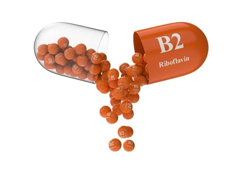 Bổ sung vitamin B2 đầy đủ để tránh tình trạng thiếu vitamin B2