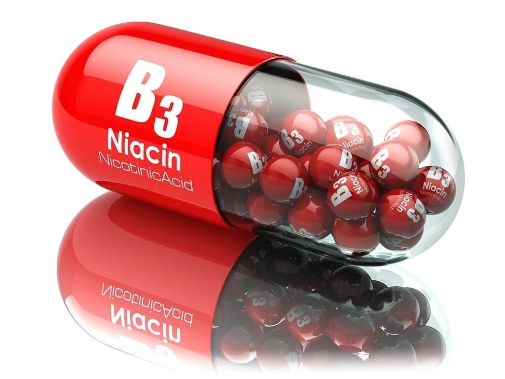 Vitamin b3 có 9 tác dụng được khoa học công nhận
