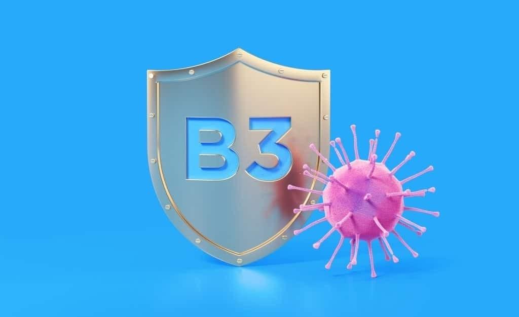 Chuẩn đoán thiếu vitamin B3 thường dựa trên triệu chứng lâm sàng