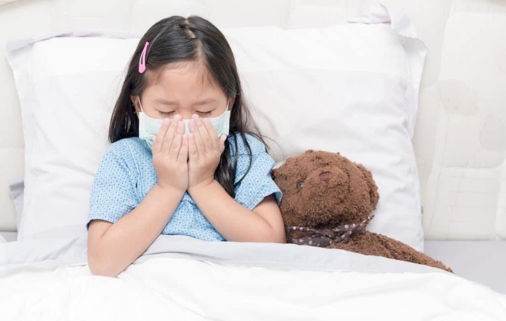 Ho lâu ngày ảnh hưởng nhiều đến sức khỏe của trẻ