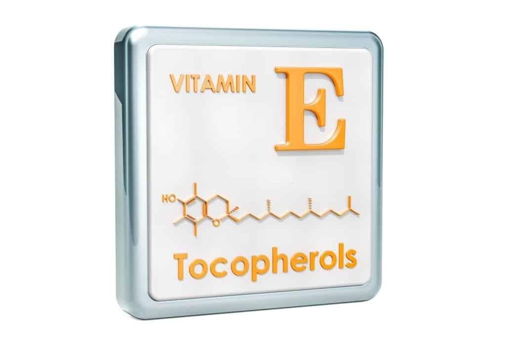 Không nên bổ sung quá nhiều vitamin E