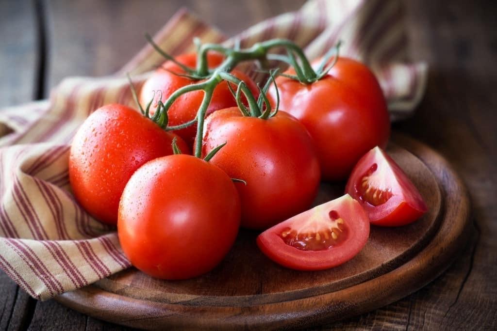 Cà chua có rất nhiều vitamin C